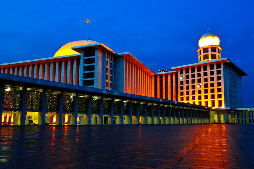 Jakarta Mesjid Istiqlal